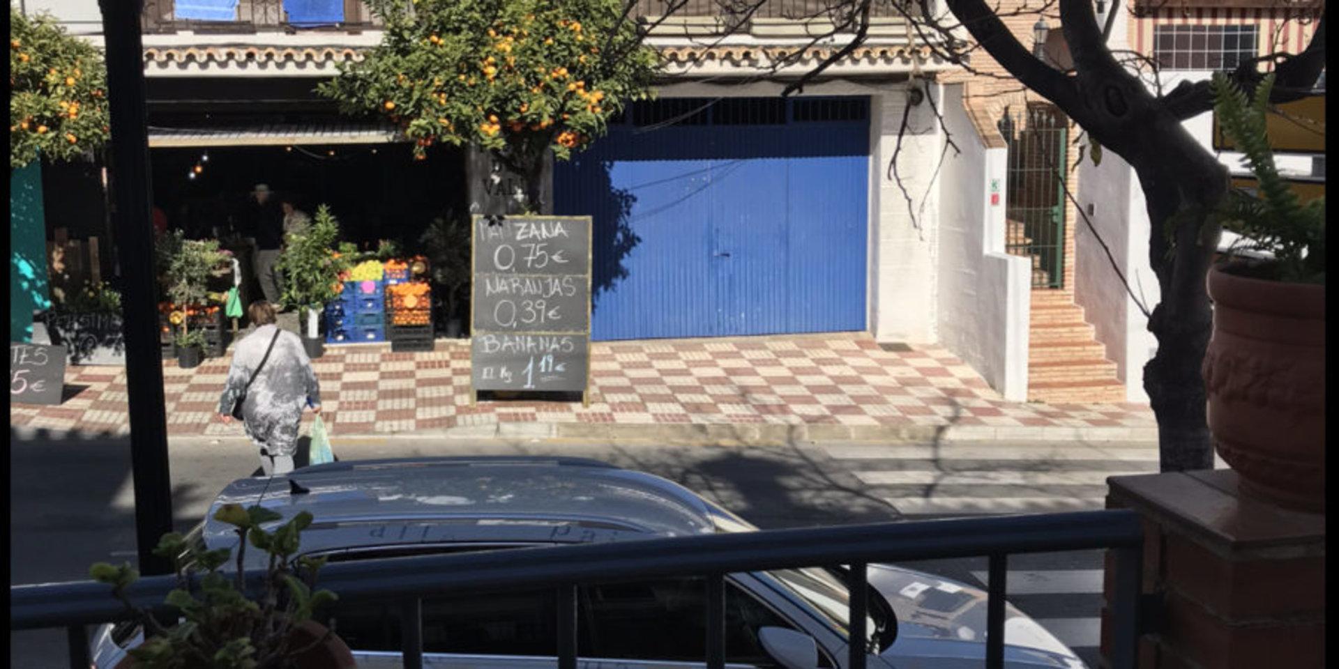 TOP LOCATION, Commercial space in Benalmádena Pueblo