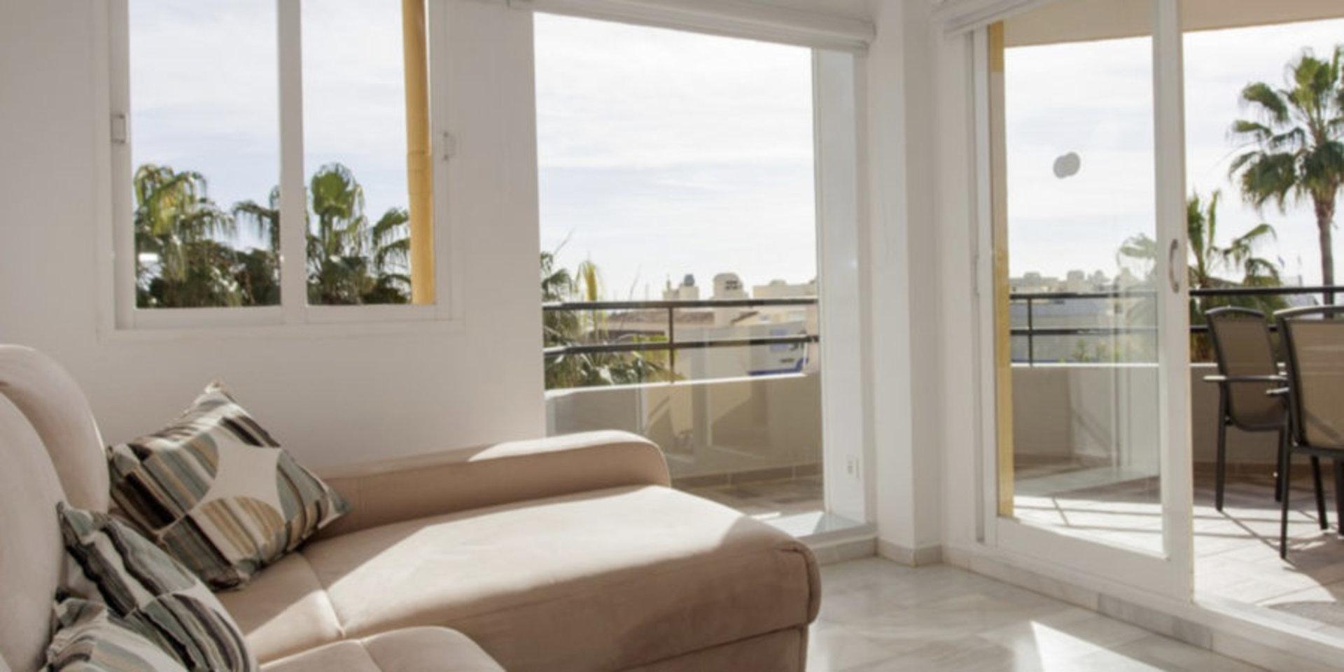 Turn key apartment Puerto Marina