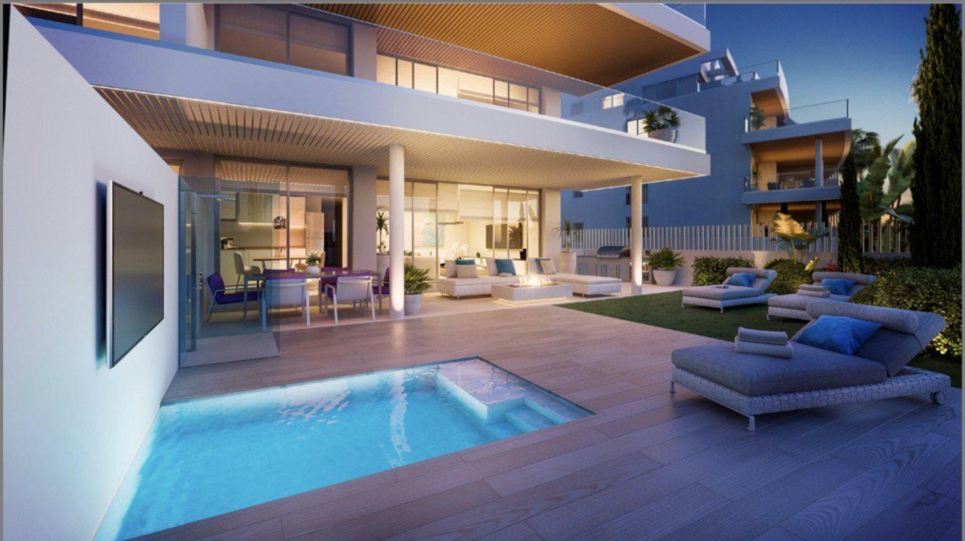 One Residences – La Cala de Mijas – high standard apartments