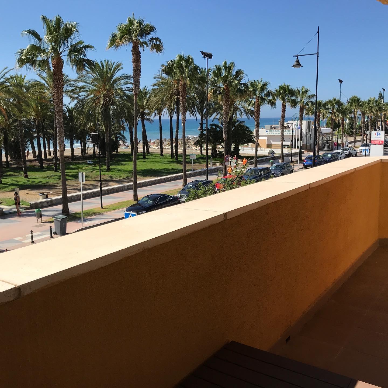 Frontline beach property Torremolinos
