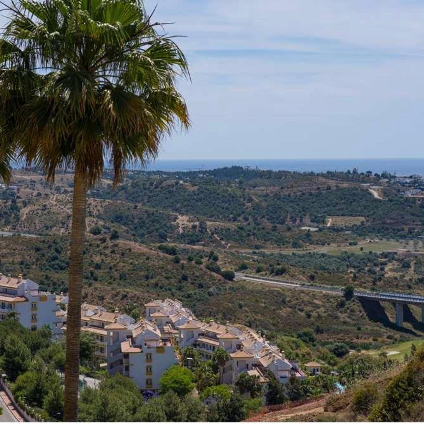 Fabulous apartment with views in La Cala de Mijas