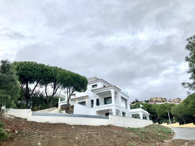 Newly-Constructed Luxury Villa in Benalmádena's La Madrugada