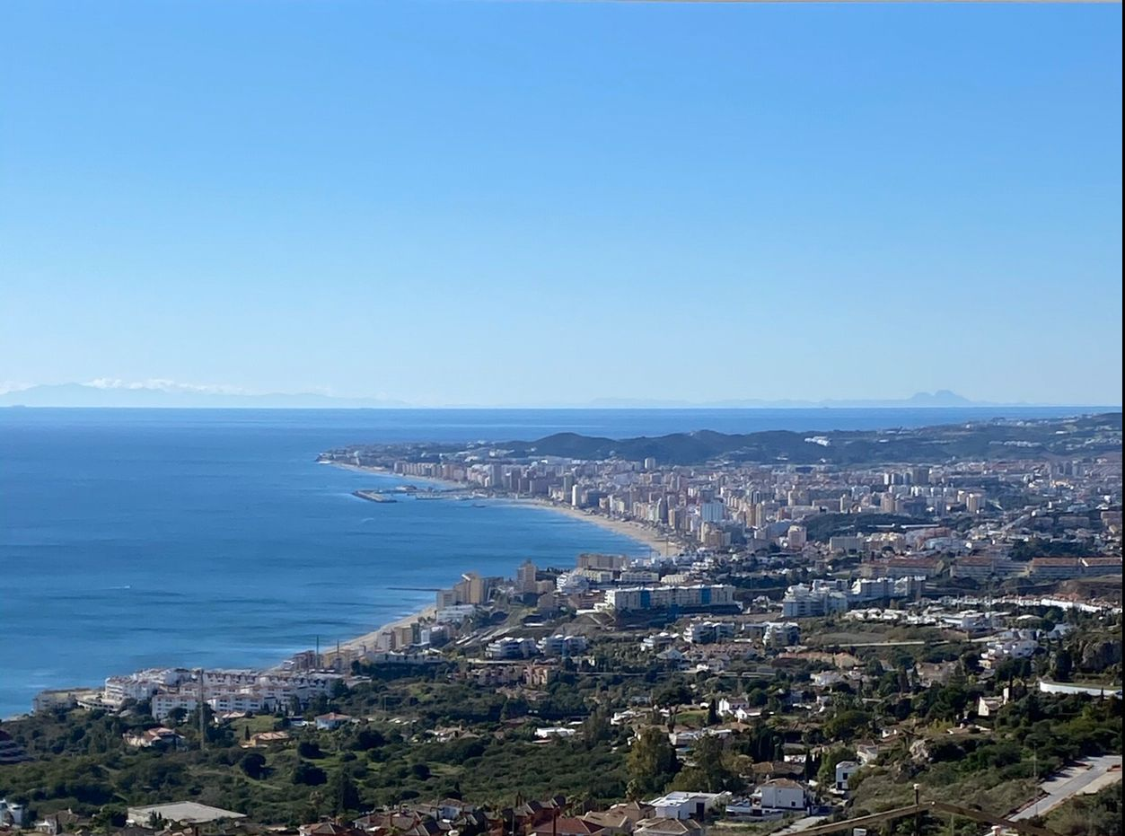 Best Views of the Costa del Sol