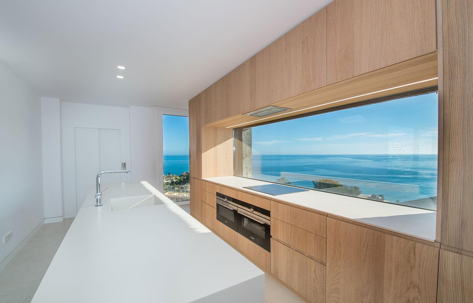 High-Luxury Penthouse over Playa Viborilla