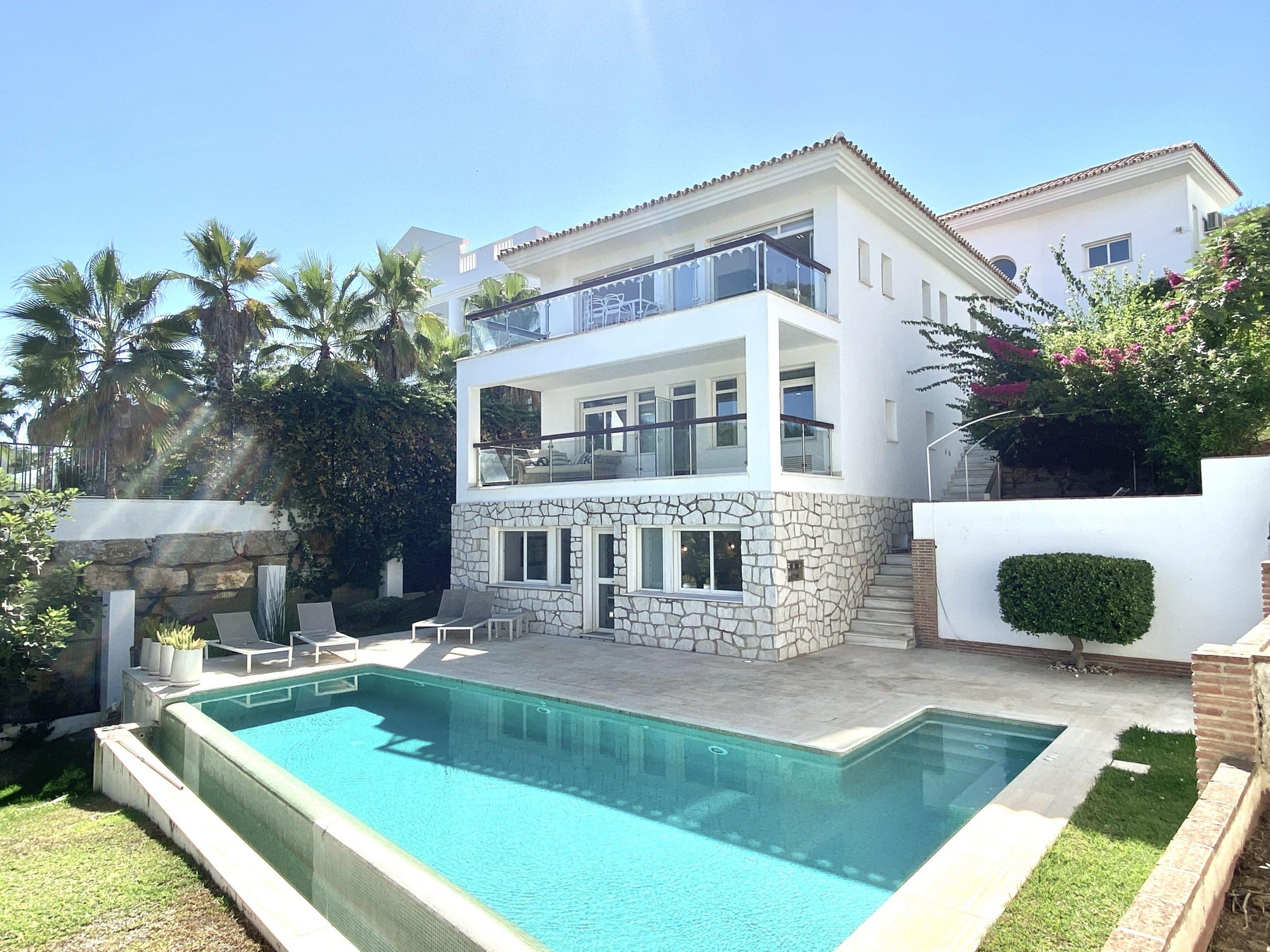 Architect's Villa in the Heart of La Cala Golf Resort